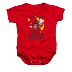 Image for Power Rangers Dino Charge Baby Creeper - Go Red