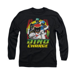 Image for Power Rangers Dino Charge Long Sleeve T-Shirt - Dino Lightning