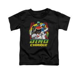 Image for Power Rangers Dino Charge Toddler T-Shirt - Dino Lightning