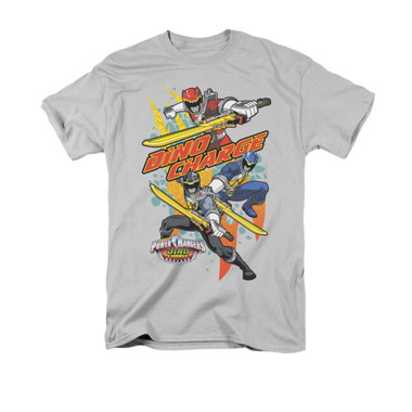 Image for Power Rangers Dino Charge T-Shirt - Swords Out