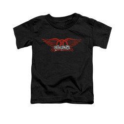 Image for Aerosmith Toddler T-Shirt - Winged Logo