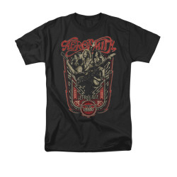 Image for Aerosmith T-Shirt - Let Rock Rule