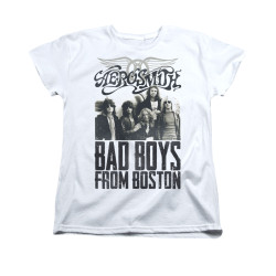 Image for Aerosmith Woman's T-Shirt - Bad Boys