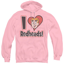 Image for Archie Comics Hoodie - I Love Readheads