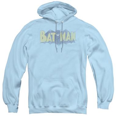 Image for Batman Hoodie - Vintage Logo