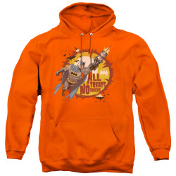 Image for Batman Hoodie - Halloween All Treats No Tricks