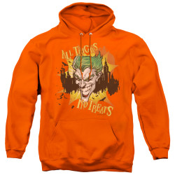 Image for Joker Hoodie - Halloween All Tricks, No Treats