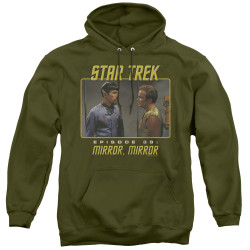 Image for Star Trek Episode Hoodie - Episode 39 Mirror Mirror