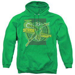 Image for Green Lantern Ring Power Hoodie