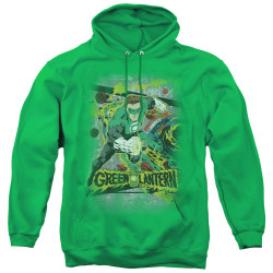 Image for Green Lantern Space Sector 2814 Hoodie