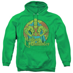 Image for Martian Manhunter Posing Hoodie