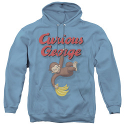 Image for Curious George Hangin' Out Hoodie