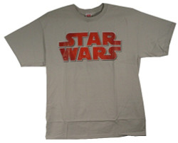Image for Star Wars T-Shirt - Star Fade Logo