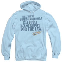 Image for Smokey and the Bandit Hoodie - Lack of Respect