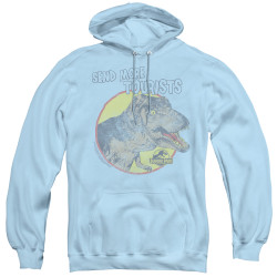 Image for Jurassic Park Hoodie - More Tourists