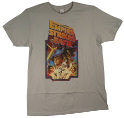 Image for Star Wars T-Shirt - The Empire Strikes Back