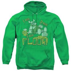Image for Hagar The Horrible Hoodie - 1 2 3 Floor