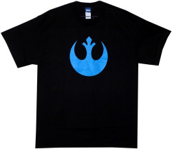 Image for Star Wars T-Shirt - Rebel Alliance Logo