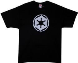 Image for Star Wars T-Shirt - Empire Logo