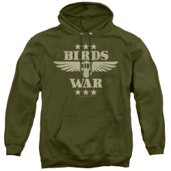 Image for It's Always Sunny in Philadelphia Hoodie - Birds of War