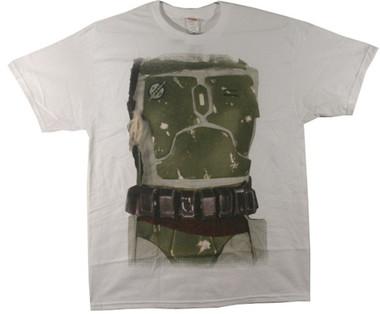 Image for Star Wars T-Shirt - Boba Fett Costume