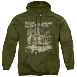 Image for Taxi Hoodie - What's a Matta