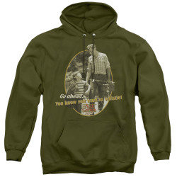 Image for Andy Griffith Show Hoodie - Gone Fishing