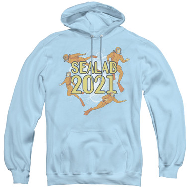 Image for Sealab 2021 Hoodie - Suit Up