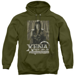 Image for Xena Warrior Princess Hoodie - Honored