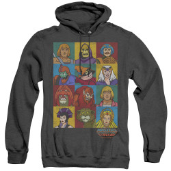 Image for Masters of the Universe Heather Hoodie - Character Heads