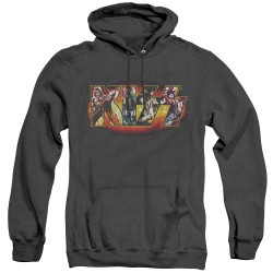 Image for Kiss Heather Hoodie - Stage Logo