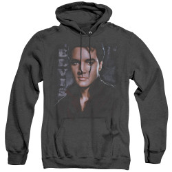 Image for Elvis Heather Hoodie - Tough