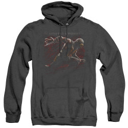Image for Mortal Kombat X Heather Hoodie - Scorpion Lunge