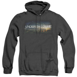Image for Under the Dome Heather Hoodie - Dome Key Art