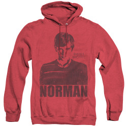 Image for Bates Motel Heather Hoodie - Norman