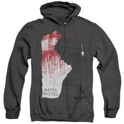 Image for Bates Motel Heather Hoodie - Criminal Profile
