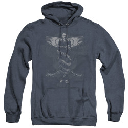 Image for House Heather Hoodie - Humanity is Overrated