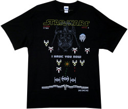 Image for Star Wars T-Shirt - 8 Bit