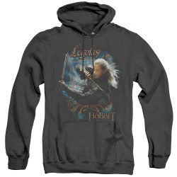 Image for The Hobbit Heather Hoodie - Knives