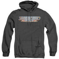 Image for Saturday Night Fever Heather Hoodie - Logo