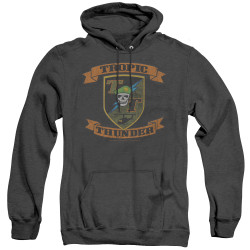 Image for Tropic Thunder Heather Hoodie - Patch