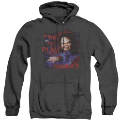 Image for Child's Play Heather Hoodie - Time to Play