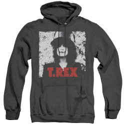 Image for T Rex Heather Hoodie - the Slider