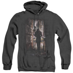 Image for The Watchmen Heather Hoodie - Alley