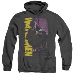 Image for The Watchmen Heather Hoodie - Perched