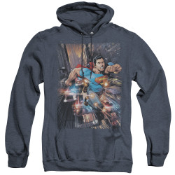 Image for Superman Heather Hoodie - Action Comics #1
