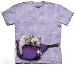 Image for The Mountain T-Shirt - Fanny Pack