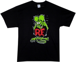 Image detail for Rat Fink T-Shirt