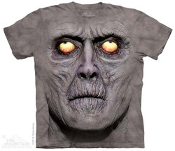 Image for The Mountain T-Shirt - Zombie Portrait