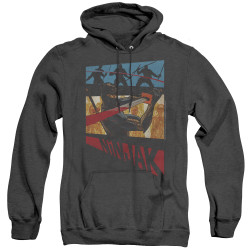 Image for Ninjak Heather Hoodie - Panel